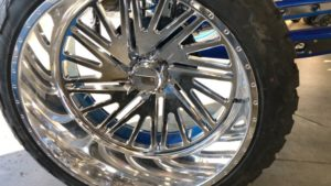 Liberty Forged Truck Tire