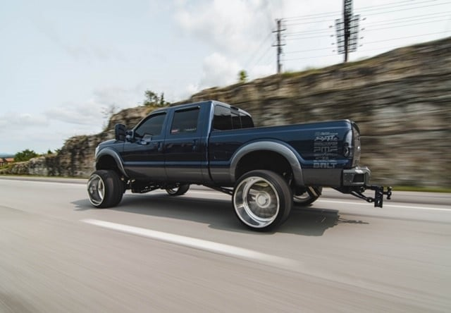 Liberty Forged Truck