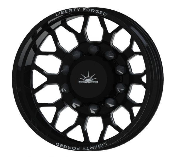 LBTYD03 Black Rear
