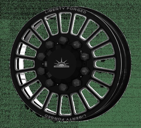 LBTYD05 Black Front