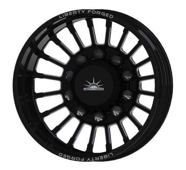 LBTYD05 Black Rear