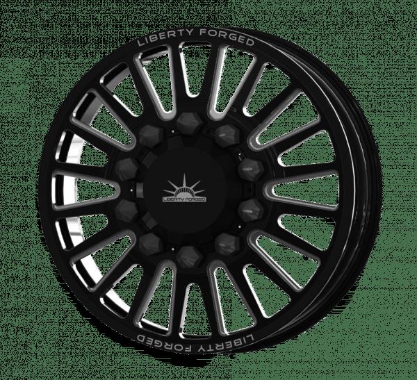 LBTYD09 Black Front