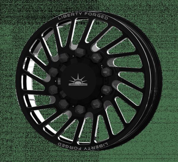 LBTYD11 Black Front