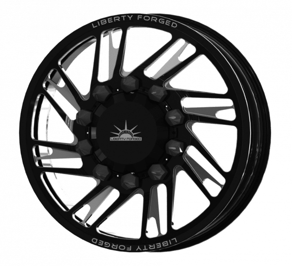 LBTYD12 Black Front